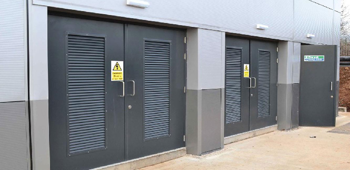 Metal Doors –Fire and Non –fire Rated