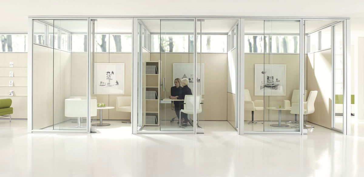 Office Partitions Systems